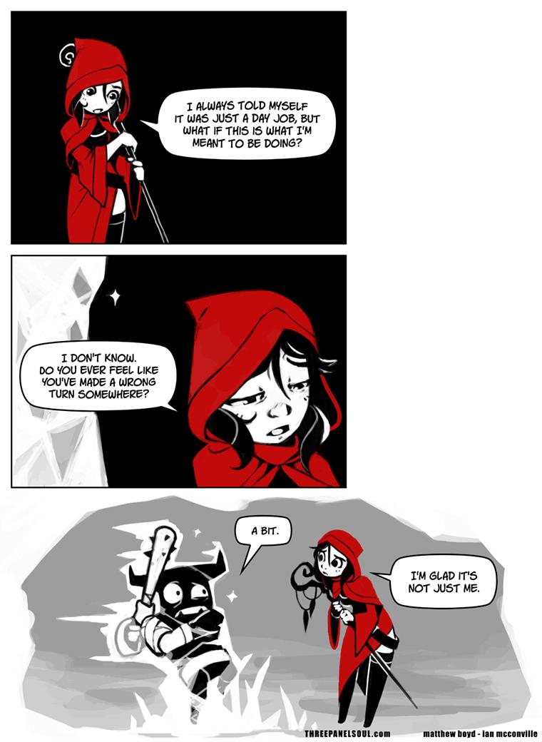 on Self-Doubt