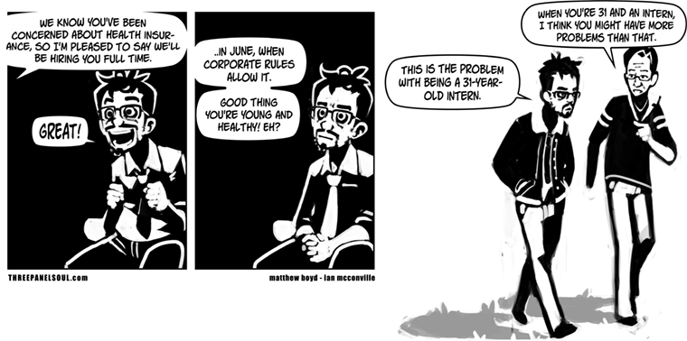 on Grown-Up Problems