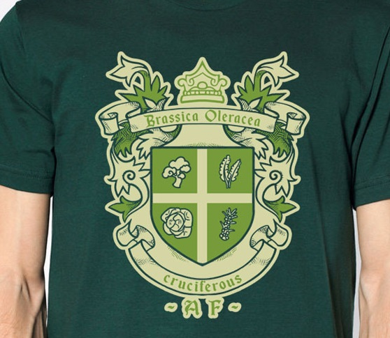 cruciferious shirt
